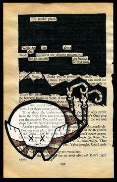 Brilliant British Artist - Dean Mariner: this tender place....