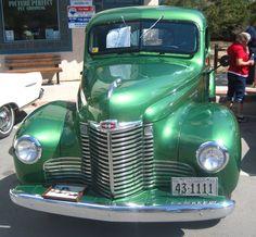 Old International Trucks | 1948 International Truck - Photos