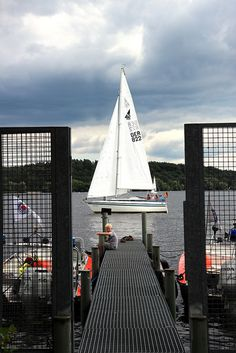 Berlin, Germany - Lake Wannsee. That's where I spent my summers growing up in Berlin.