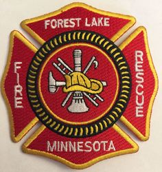 Forest-Lake-Minnesota-Fire-Rescue-Department-Patch
