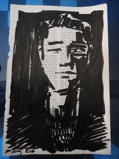 Ana Dueñas: Tinta china
