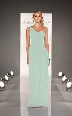 Bridesmaid Dresses | One Shoulder Bridesmaid Dresses | Sorella Vita