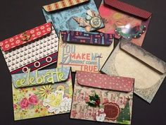 Dollar Tree Project with Manila Envelopes - Trend Dollar Tree Gifts 2019 Envelope Book, Tree Crafts, Paper Crafts, Diy Paper, Craft Tutorials, Craft Projects, Craft Ideas, Pocket Envelopes, Beauty