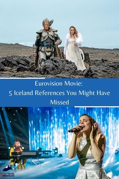 'Eurovision Song Contest: The Story of Fire Saga' is packed with hilarious cultural references that only locals and true Iceland fans will appreciate. So if you aren't a Nordic expert, here are the top 5 running gags and references that probably went right over your head. Iceland Travel Tips, New Netflix, Cultural Events, Might Have, Arctic, Saga, Films, Hilarious, Culture