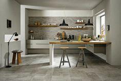 Marazzi - Blend - pavimento effetto pietra per interni