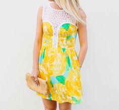 Lilly Pulitzer Raegan Dress in First Impression via @jilliana5590