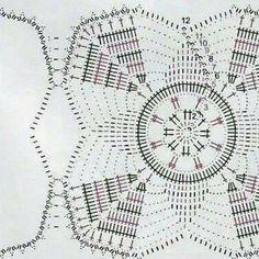 One of the most beautiful crochet works I have ever seen. Crochet Art, Crochet Home, Filet Crochet, Crochet Motif Patterns, Crochet Stitches, Embroidery Stitches, Lace Doilies, Crochet Doilies, Crochet Flowers
