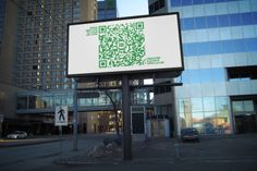 Add Augmented Reality to your QR Code with @Layar. Download the Free app, Scan it and Discover...