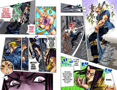 Read manga JoJo's Bizarre Adventure Part 6: Stone Ocean Vol.066 Ch.616: Hermès' Sticker part 002 (official color scans) online in high quality