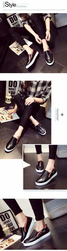 new women loafers comfortable women flats shoes woman moccasins slip on shoes for women platform shoes ballet flats 2016 DT305 (4)