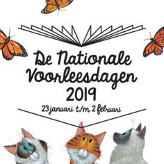 Een huis voor Harry verkozen tot Prentenboek van het Jaar 2019 | De Nationale Voorleesdagen Cats And Kittens, Reading, Kids, Young Children, Children, Word Reading, Kid, Reading Books, Children's Comics