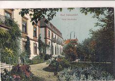 Hotel Wüsthofen 1920