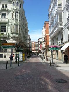 Por las calles de #Santander en #Cantabria   #Spain