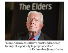 Jimmy Carter on Racism