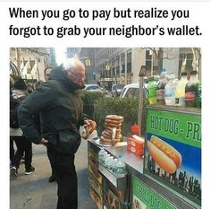 When you go to pay but realize you forgot to grab your neighbor's wallet. Images Gif, Funny Images, Truth And Justice, Thats The Way, Republican Party, Cool Pictures, Haha, Forget, Hilarious