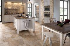 Carrelage et faience pour votre cuisine avec Carrélia