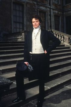 Male Gaze: Passionate, Proud Mr. Darcy (in the form of Colin Firth).