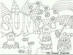 Drawn by Al Coloring Stuff, Coloring Pages, Diaries, Draw, Crafty, Paper, Kids, Quote Coloring Pages, Young Children