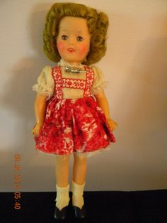 New Shirley Temple Doll | eBay