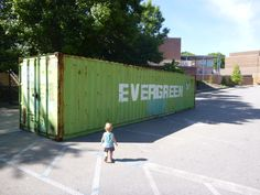 Documentary of a couple building their first home together from shipping containers