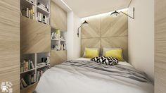 Sypialnia styl Vintage - zdjęcie od Przestrzenie - Sypialnia - Styl Vintage - Przestrzenie