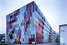 Sauerbruch Hutton -          Pharmacological Research Labs, Biberach 2002