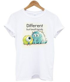 eb8f741c 20 best friends t shirt images | Bff shirts, Bffs, Best friend outfits