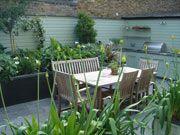 outdoor kitchen Kent