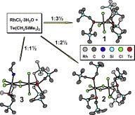 ScienceDirect.com - Journal of Organometallic Chemistry - Versatile coordination chemistry of rhodium complexes containing the bis(trimethylsilylmethyl)tellane ligand