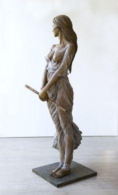 beautiful art Artist Creates Life-Size Sculptures Of Women Inspired By Renaissance Art, Reveals The Beauty Of Female Form Renaissance Kunst, Figurative Kunst, Art Sculpture, Metal Sculptures, Abstract Sculpture, Female Form, Erotic Art, Oeuvre D'art, Amazing Art