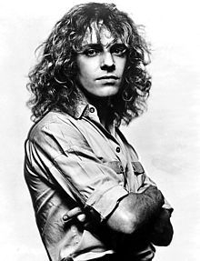 Peter Frampton, photo taken in 1980 and is on the list of famous residents of Indian Hill Ohio.