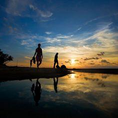 Tekek, Tioman Island.
