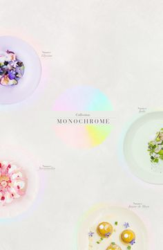 Griottes-Monochrome #foodbycolor