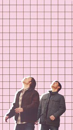Imagem de supernatural, wallpaper, and Jensen Ackles