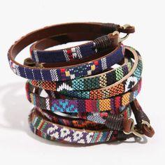 Handcrafted Woven Bracelet-Bracelet 27 - GUYLOOK