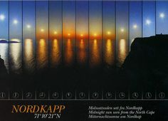 Midnight Sun: Between May and 30 July, the sun never sets. Norwegian Vikings, Escape Plan, Stavanger, Cities In Europe, Wanderlust, Arctic Circle, Midnight Sun, Top Destinations, Nature Images