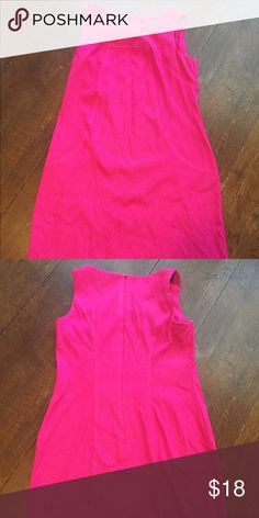 Alyx 6 pink sleeveless pink sheath career dress Beautiful pink sheath dress in excellent condition Alyx Dresses Midi