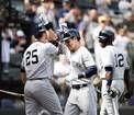 Photos: Yankees 4, White Sox 3 (10 innings) -- Chicago Tribune