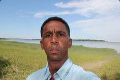 Temba on the marsh - Savannah, GA - May 2016