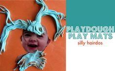 This is such a cute idea!  Abigail loves playdoh - we are so doing this!