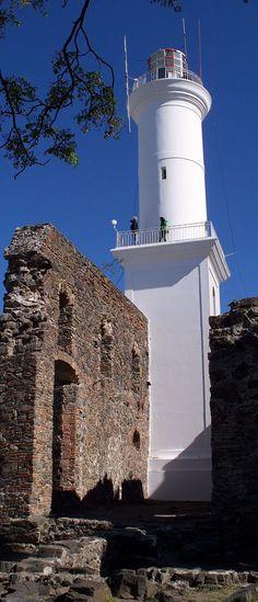 Lighthouse of Colonia Sacramento | Uruguay