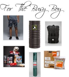 Gift Guide For The Busy Boy