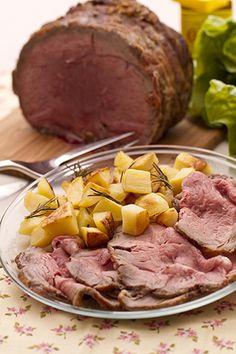 Il secondo piatto della domenica: il roast beef