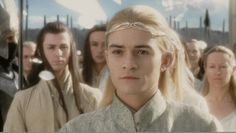 Photo: Legolas Greenleaf (Orlando Bloom) - LOTR - The Return of the King Legolas Und Thranduil, Aragorn, Lotr Cast, Lotr Elves, Harry Potter, Orlando Bloom, Middle Earth, Lord Of The Rings, Tolkien