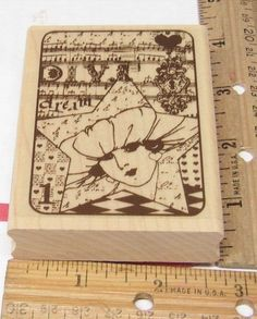 DIVA DREAM COLLAGE ATC 1 BY JILL MEYER  RUBBER STAMP #JILLMEYER #rubberstamp Dream Collage, Atc, Diva, Stamp, Crafts, Ebay, Things To Sell, Stamps, Crafting