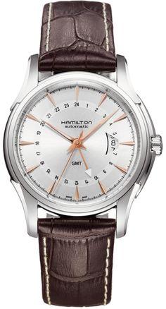 H32585557 - Authorized Hamilton watch dealer - Mens Hamilton Jazzmaster Traveler, Hamilton watch, Hamilton watches