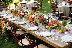 calido elegante como para boda en un country club, el campo de golf o en su propia casa