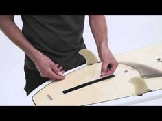 HOW TO INSERT A LONGBOARD FIN - GLOBAL SURF INDUSTRIES