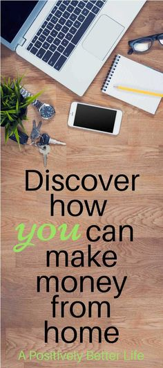Be your own boss. There are many ways to earn money and work from home. These are proven strategies. via #workfromhome #sidehustle  #earnmoneyathome