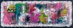 NEW PAINTING  Fields of Color I  70x180 cm  My website: https://artbylonfeldt.dk/  #art #arts #paintings #painting #fineart #artbylonfeldt